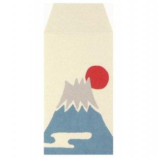 【フロンティア】 ふわり和紙  豆ぽち袋  富士山
