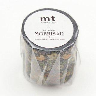 【mt】mt×Morris&co./Strawberry Thief  マスキングテープ