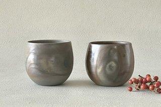 コロンと丸いカップ  - �木 純 -