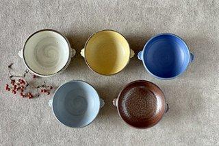 スープ鉢 / 5色 - 武曽 健一 -