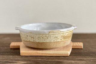 グラタン皿  - コイケ ヨシコ -