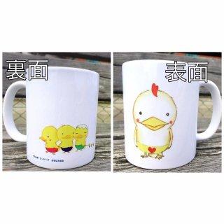 「ピヨ太郎・ぴーぴーず」マグカップ