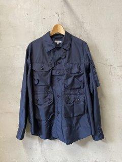 ENGINEERED GARMENTS  Explorer Shirt Jacket - Nylon Micro Ripstop