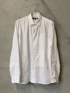 JUNYA WATANABE COMME des GARCONS MAN 綿ブロード シャツ