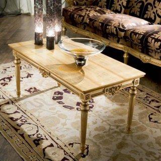 silik シリック テーブル センターテーブル  Art.855 アンティーク家具 ロココ調 リビング
