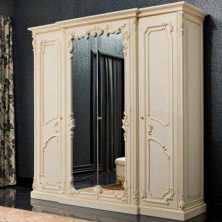 silik シリック ワードローブ 収納 棚  Art.7740_S4 アンティーク家具 ロココ調