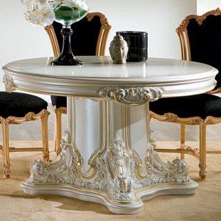 silik シリック テーブル ラウンドテーブル  Art.9974 アンティーク家具 ロココ調