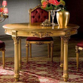 silik シリック テーブル ラウンドテーブル  Art.9934 アンティーク家具 ロココ調