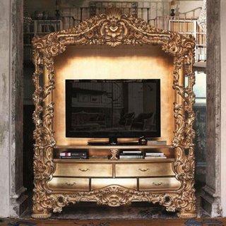silik シリック テレビボード  Art.5970 アンティーク家具 ロココ調