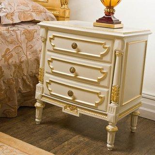 silik シリック テーブル ナイトテーブル  Art.1713 アンティーク家具 ロココ調