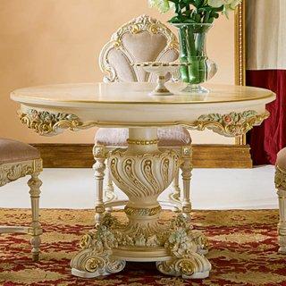 silik シリック テーブル ラウンドテーブル  Art.9954 アンティーク家具 ロココ調