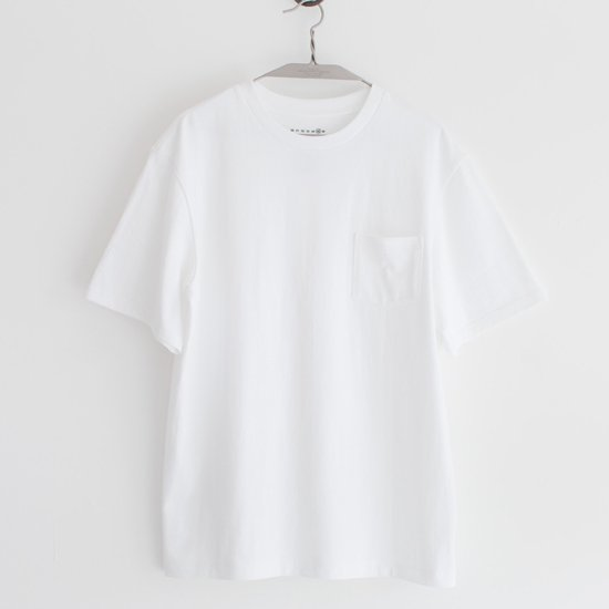 【HARD MAN】CREW POCKET T - UNISEX