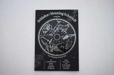 Henning Schmiedt - Schlafen