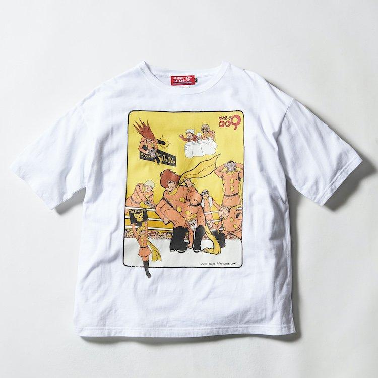 残り0分09秒コブラツイストTシャツ