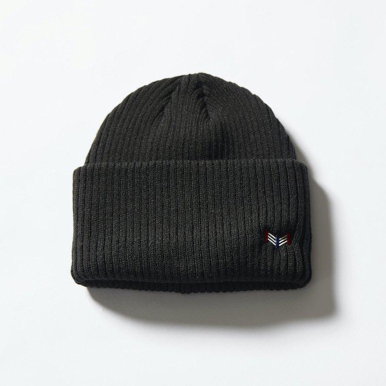リング刺繍ニット帽