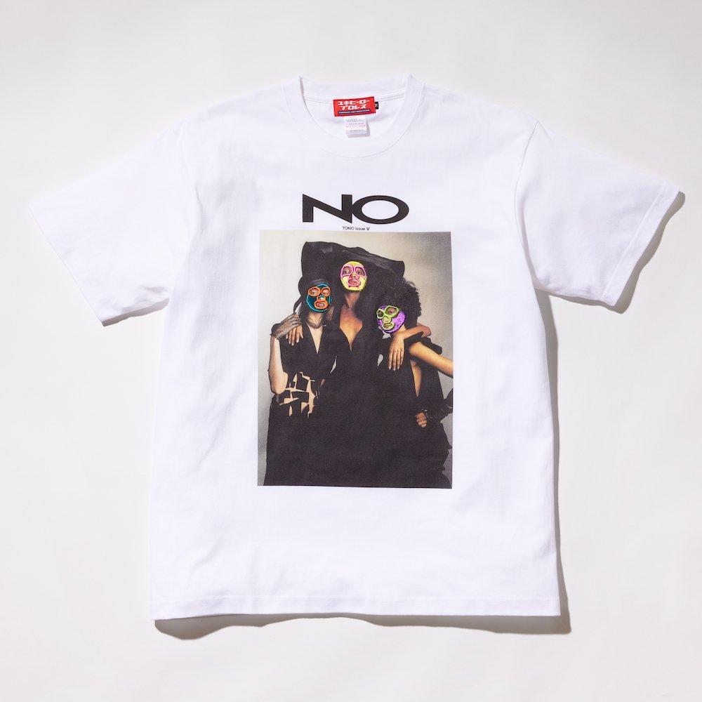 No magazineコラボTシャツ