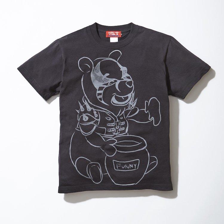 FUNNY ウォーリアーズTシャツ