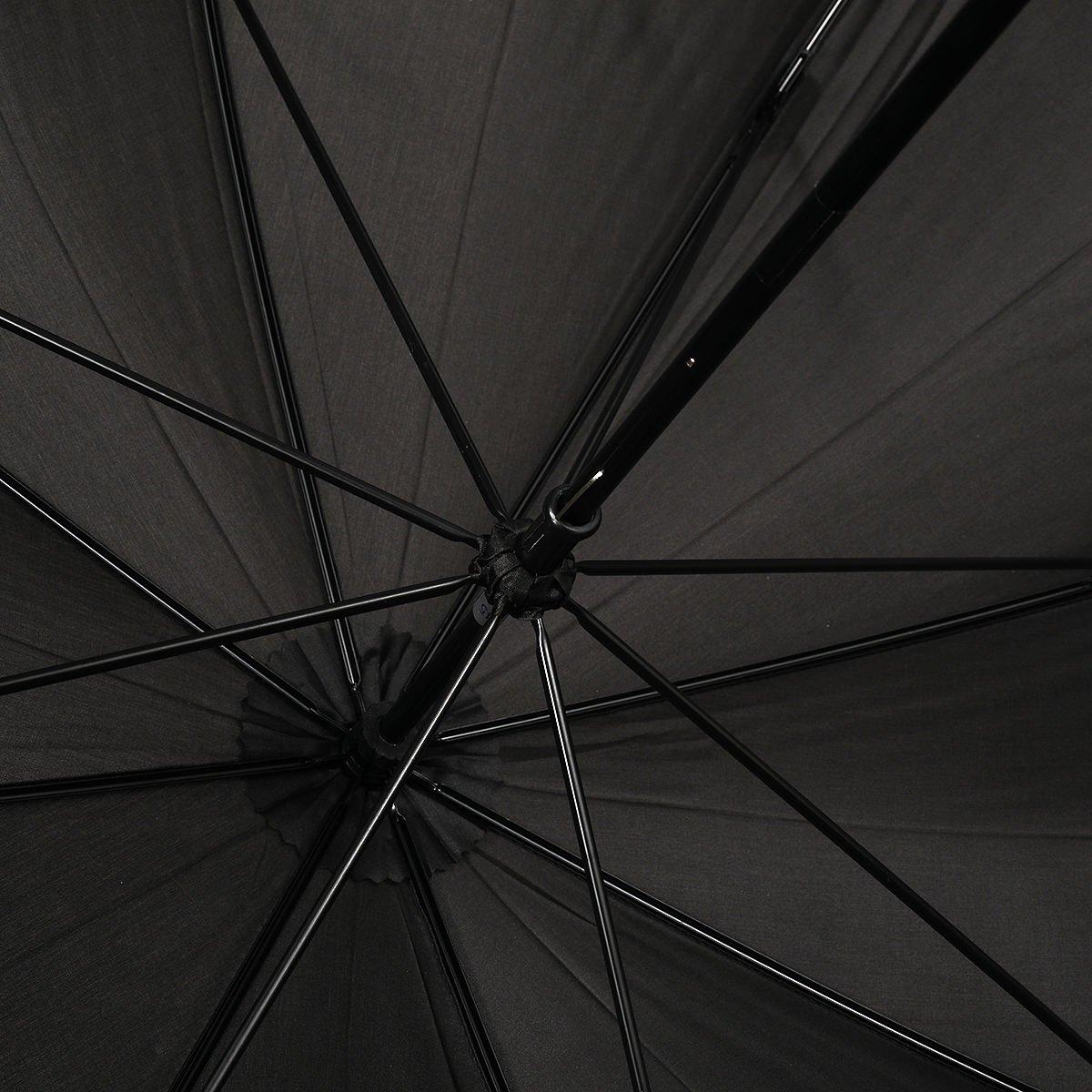 富士絹 細巻き 長傘 詳細画像10