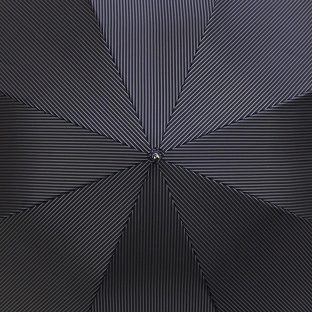 ブライトストライプ 耐風骨 長傘 詳細画像7