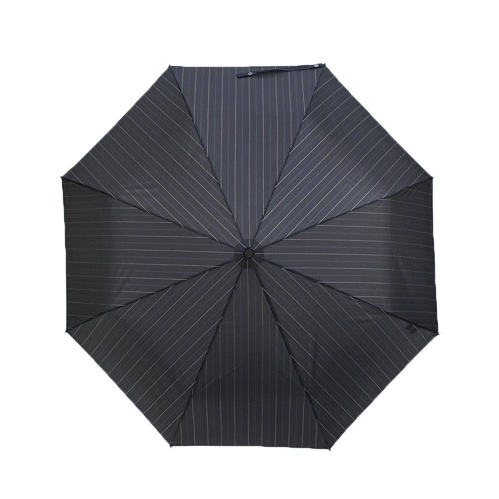 自動開閉 オルタネートストライプ 折りたたみ傘 詳細画像5