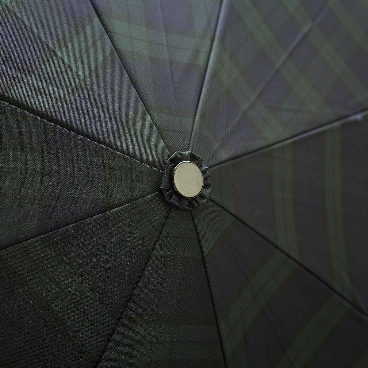 ブラックウォッチ 耐風骨 折りたたみ傘 詳細画像5