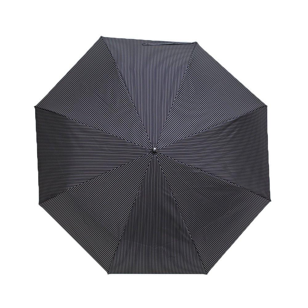 ブライトストライプ 耐風骨 折りたたみ傘 詳細画像5