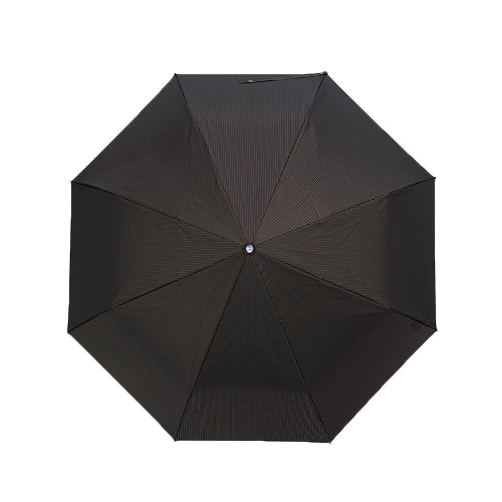 ブライトストライプ 耐風骨 折りたたみ傘 詳細画像6
