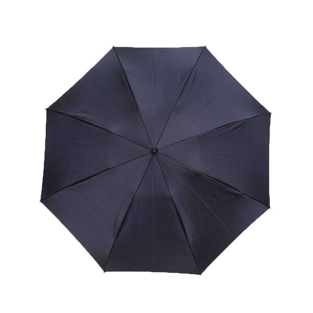 ジャガード 小紋 折りたたみ傘 詳細画像5