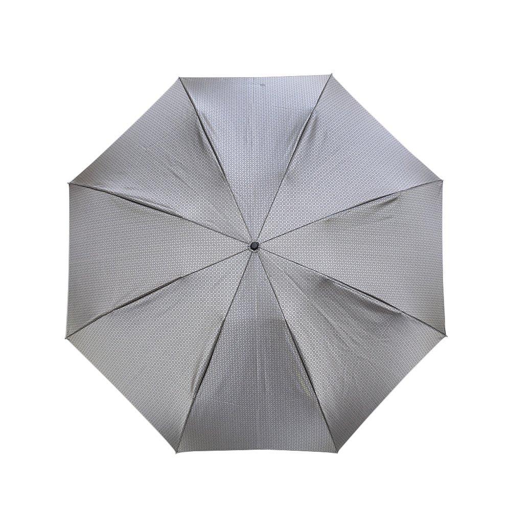 ジャガード 小紋 折りたたみ傘 詳細画像6