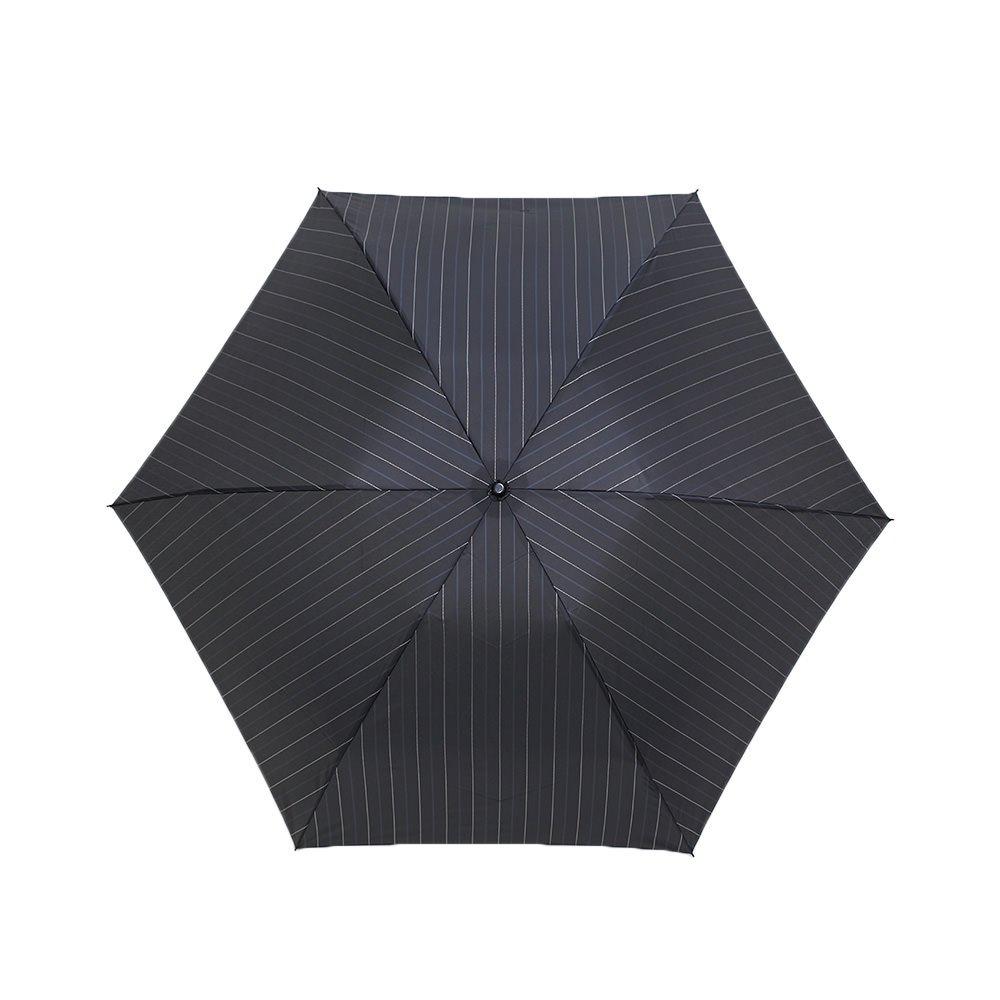 オルタネートストライプ 折りたたみ傘 詳細画像5