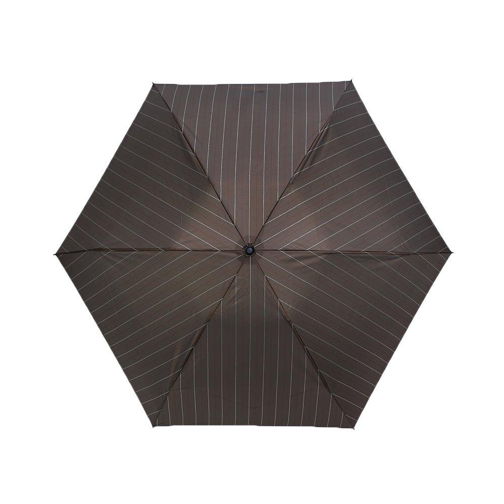 オルタネートストライプ 折りたたみ傘 詳細画像6