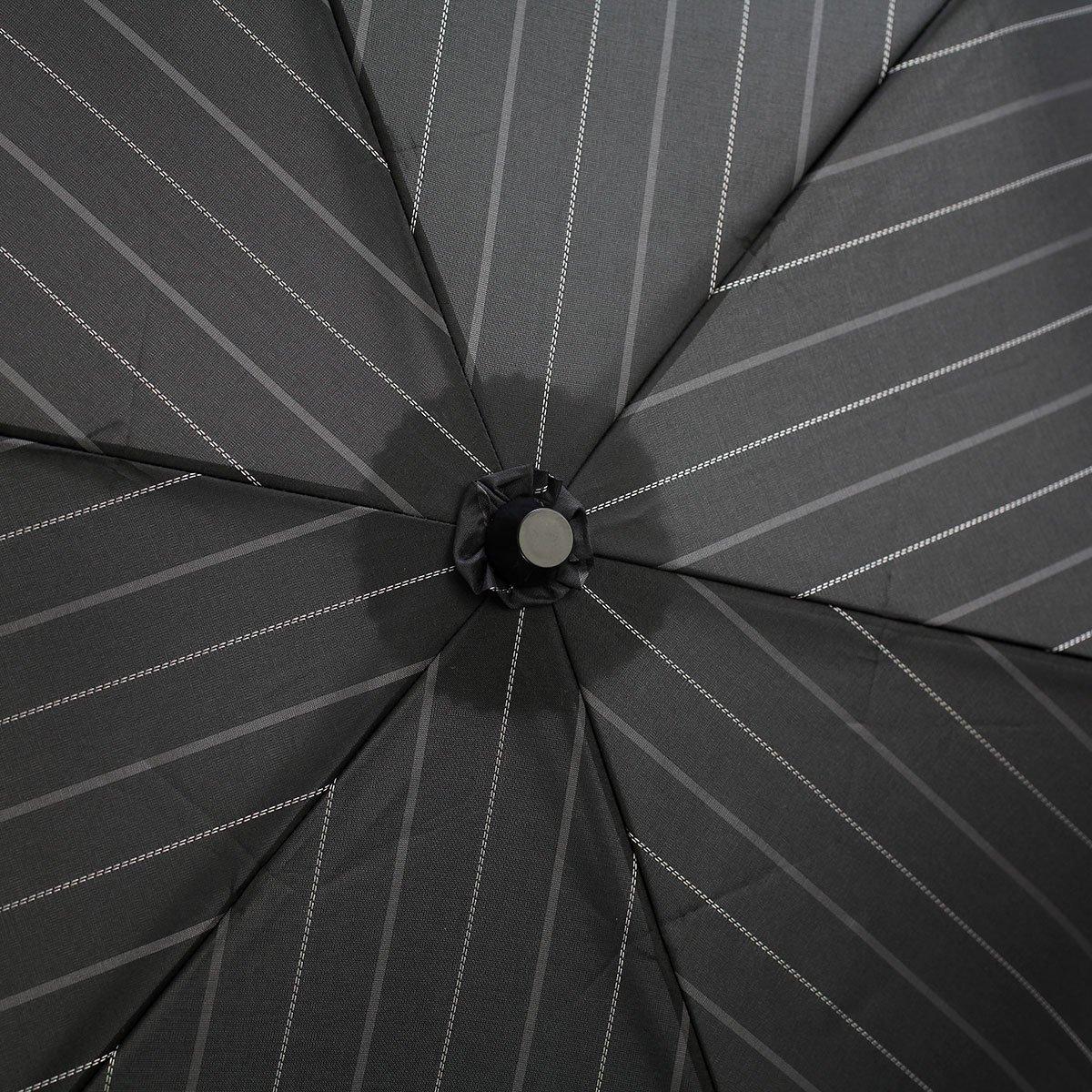 オルタネートストライプ 折りたたみ傘 詳細画像7