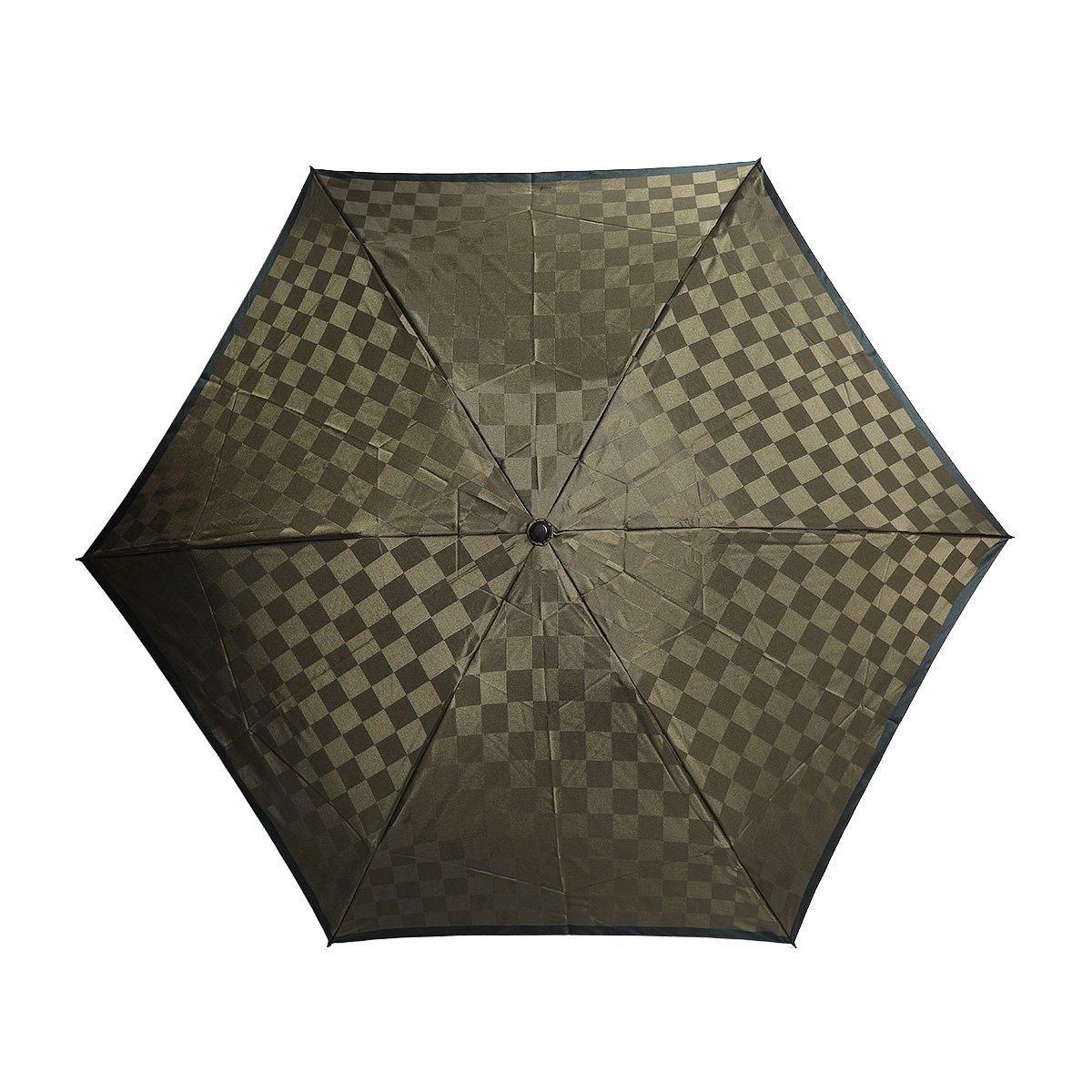 市松柄 折りたたみ傘 詳細画像10