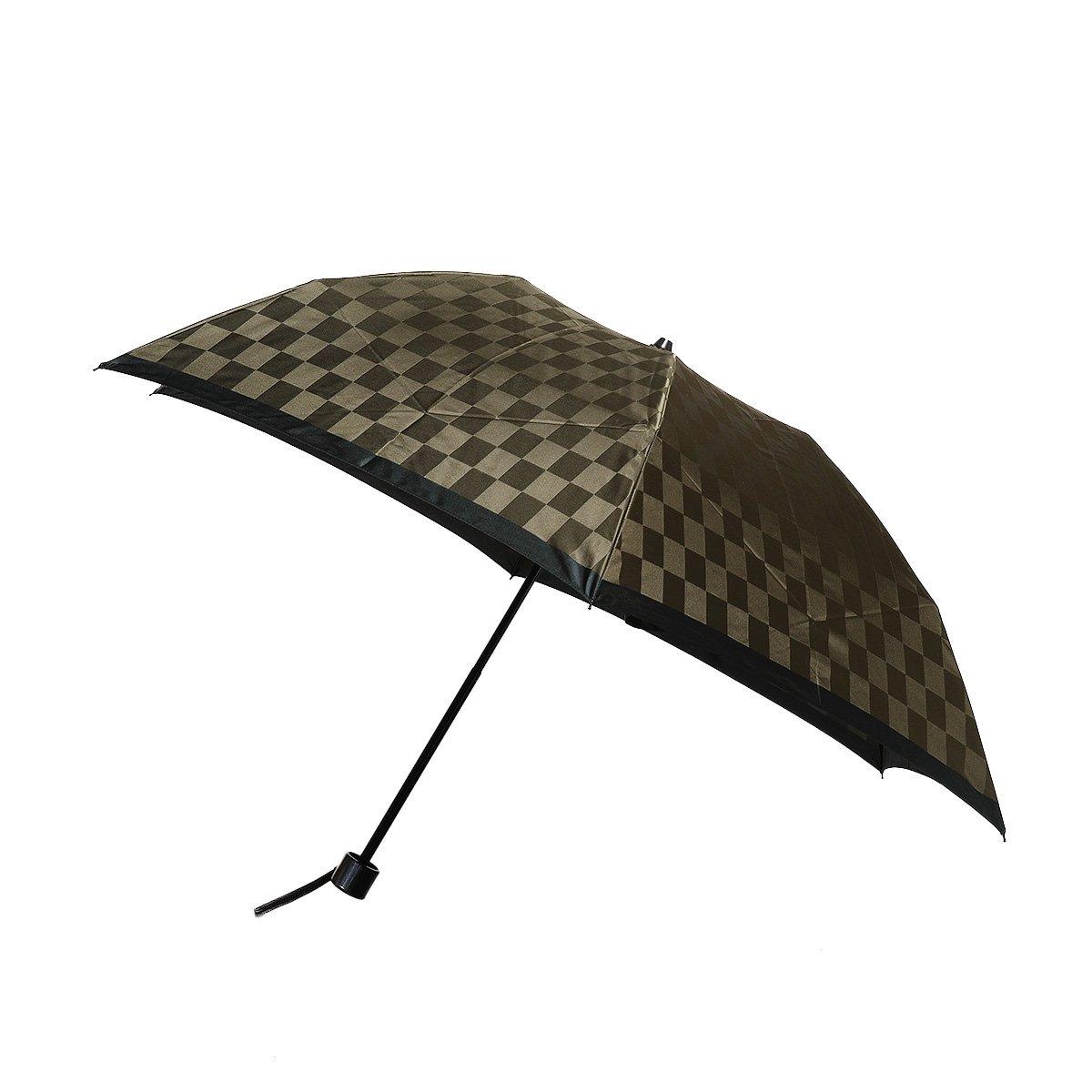 市松柄 折りたたみ傘 詳細画像5