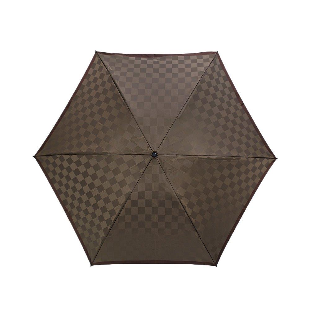 市松柄 折りたたみ傘 詳細画像8
