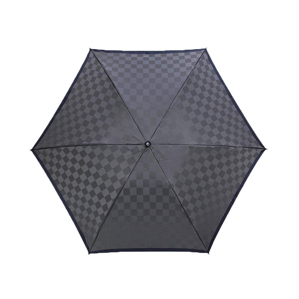 市松柄 折りたたみ傘 詳細画像9