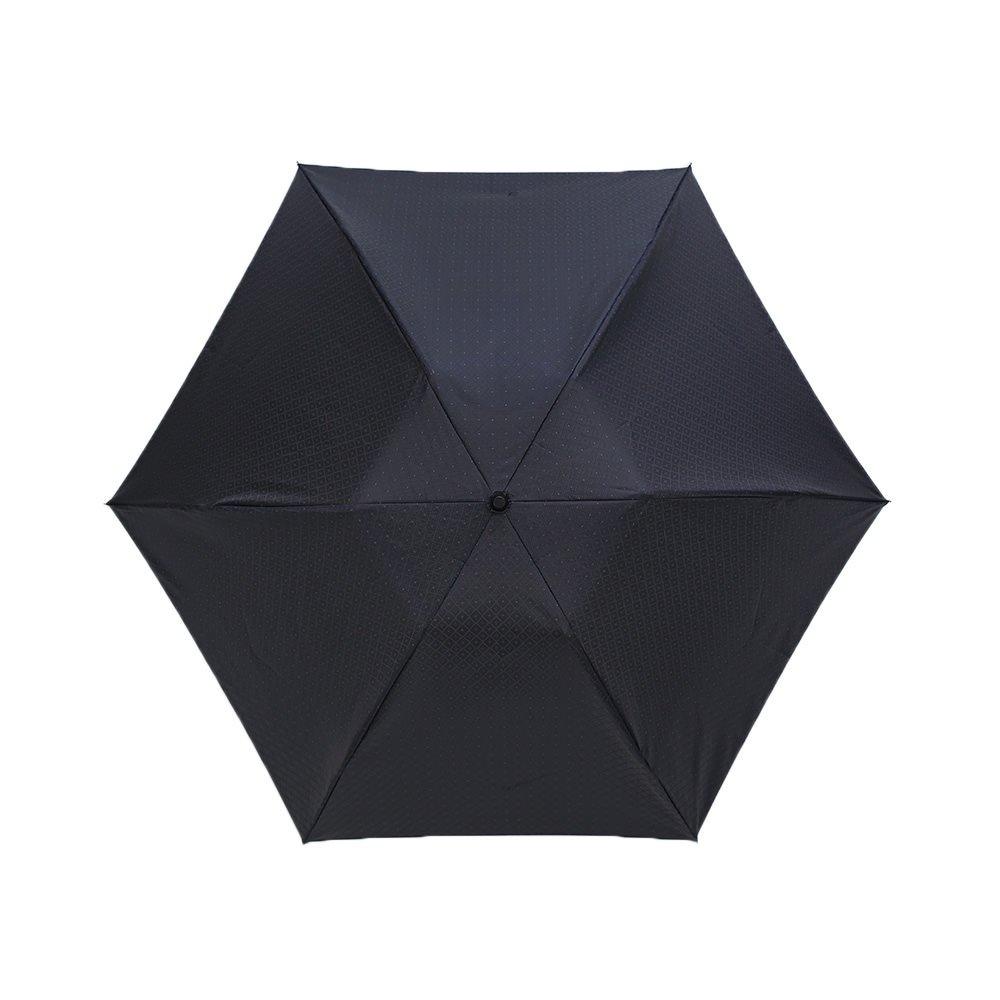 ミニ フラット 小紋 折りたたみ傘 詳細画像5