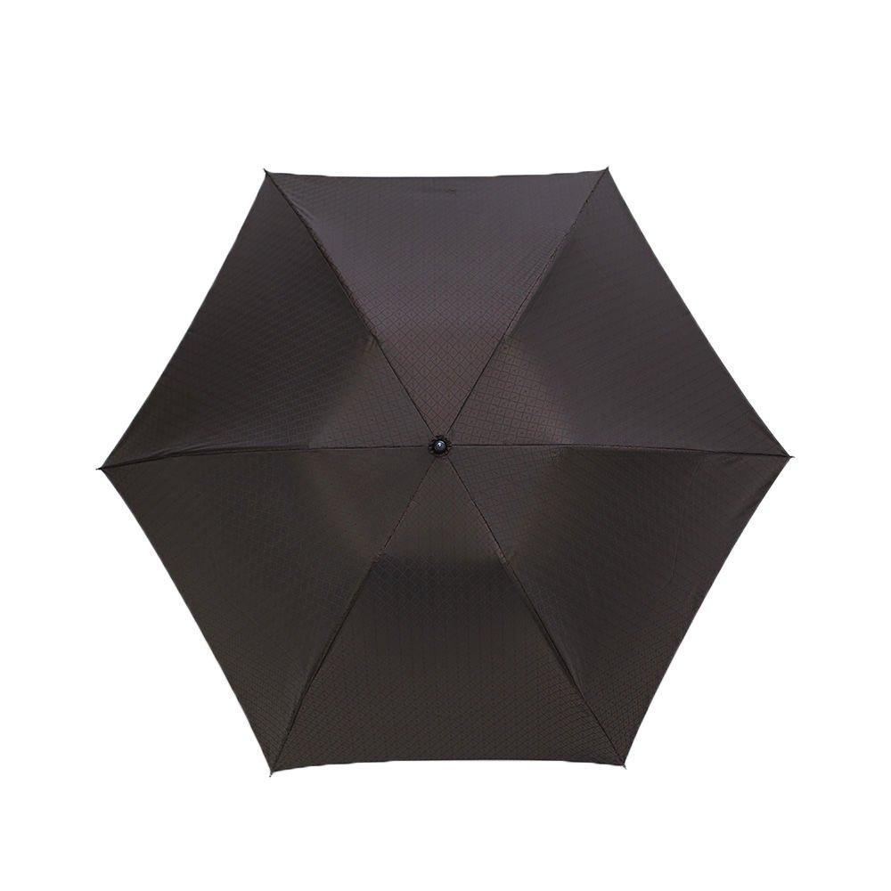 ミニ フラット 小紋 折りたたみ傘 詳細画像6