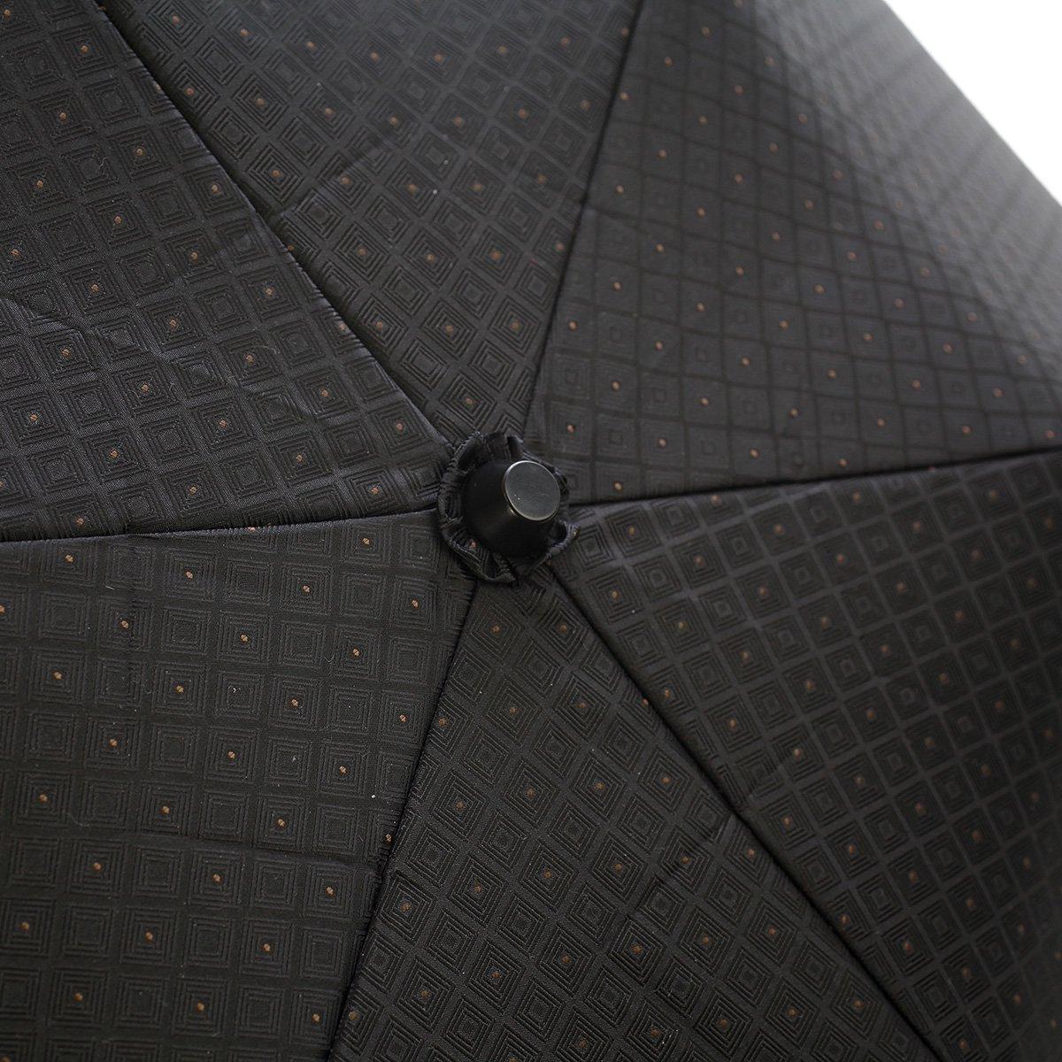 ミニ フラット 小紋 折りたたみ傘 詳細画像8