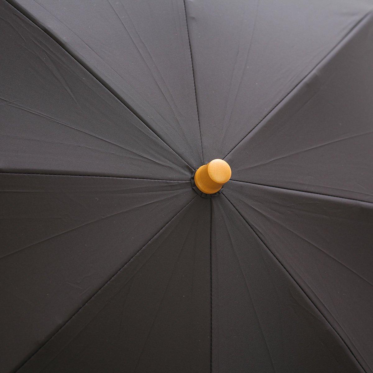 強力撥水 レインバリア 折りたたみ傘 詳細画像9