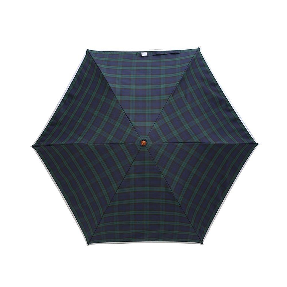 キッズ スクール タータンチェック 折りたたみ傘 詳細画像5