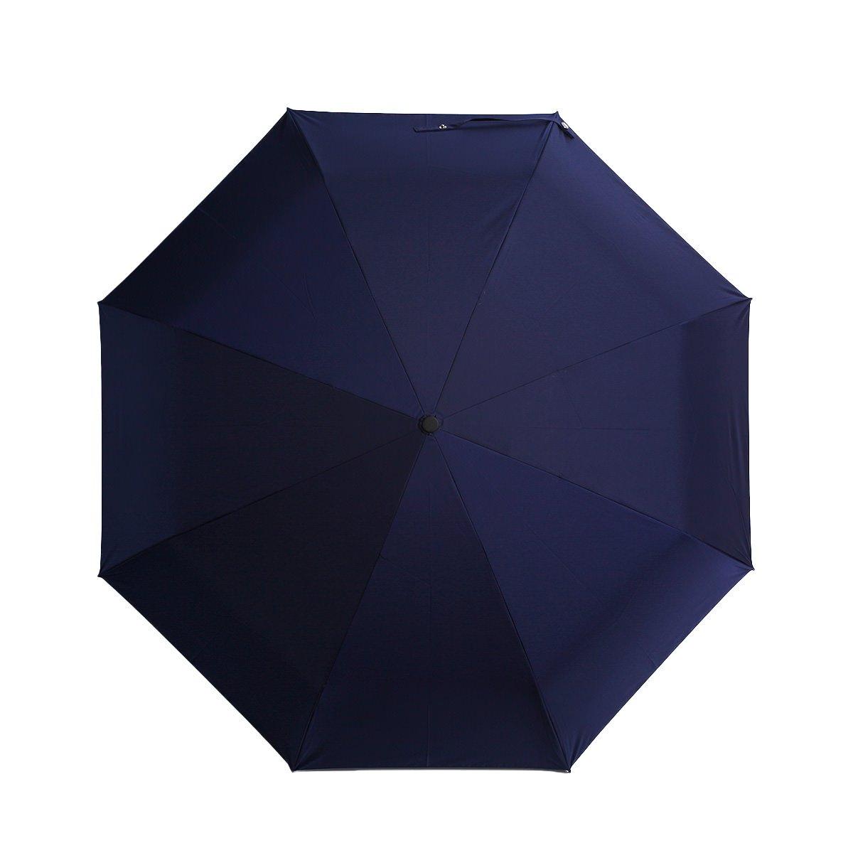 自動開閉 強力撥水 レインドロップ レクタス 折りたたみ傘 詳細画像10