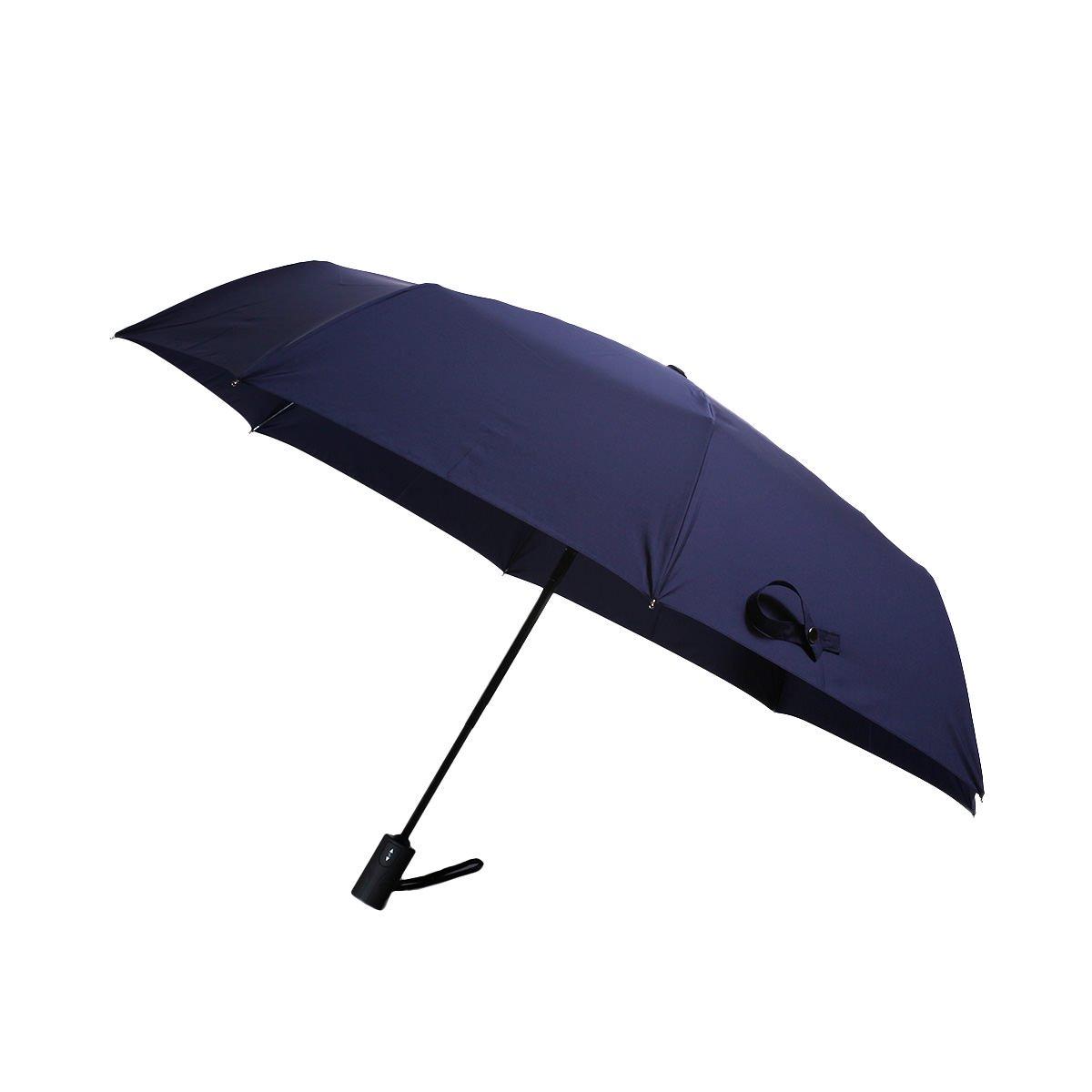 自動開閉 強力撥水 レインドロップ レクタス 折りたたみ傘 詳細画像5