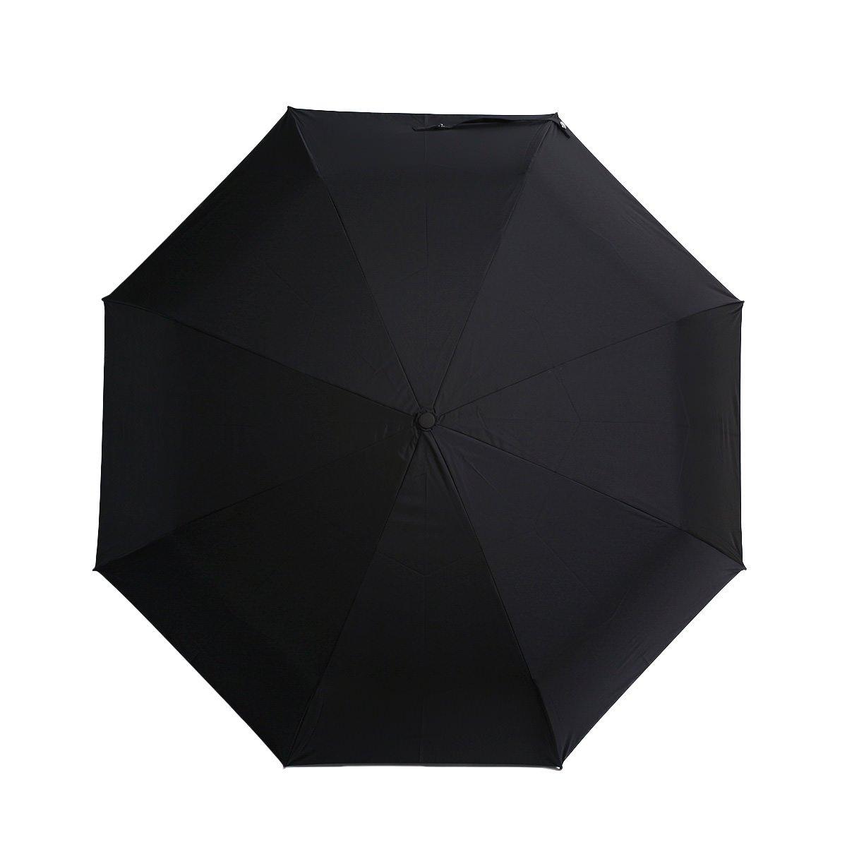 自動開閉 強力撥水 レインドロップ レクタス 折りたたみ傘 詳細画像6