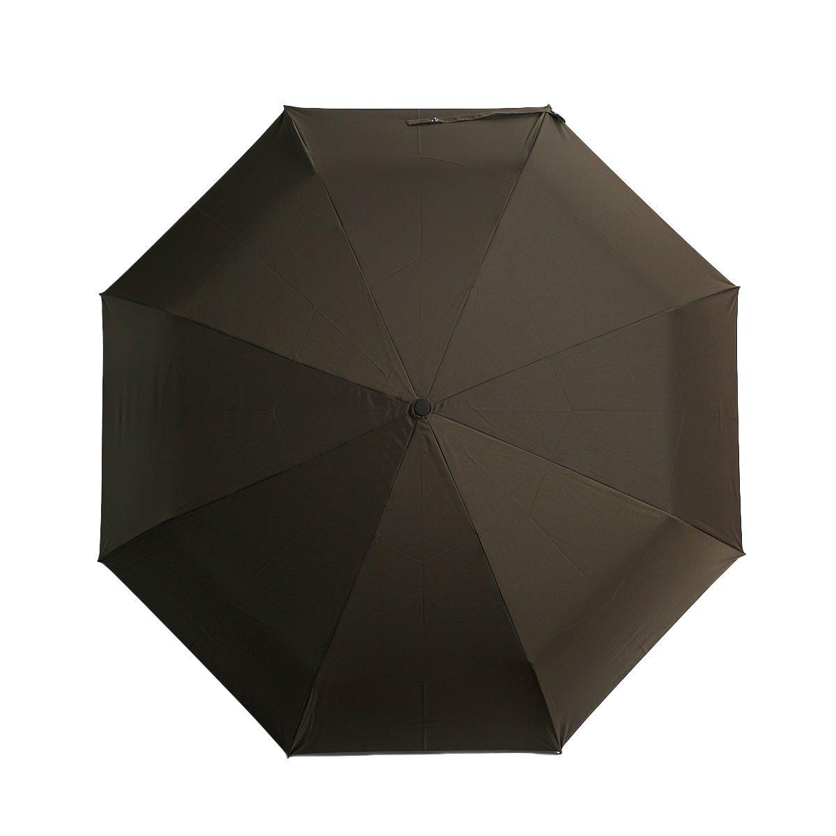 自動開閉 強力撥水 レインドロップ レクタス 折りたたみ傘 詳細画像9