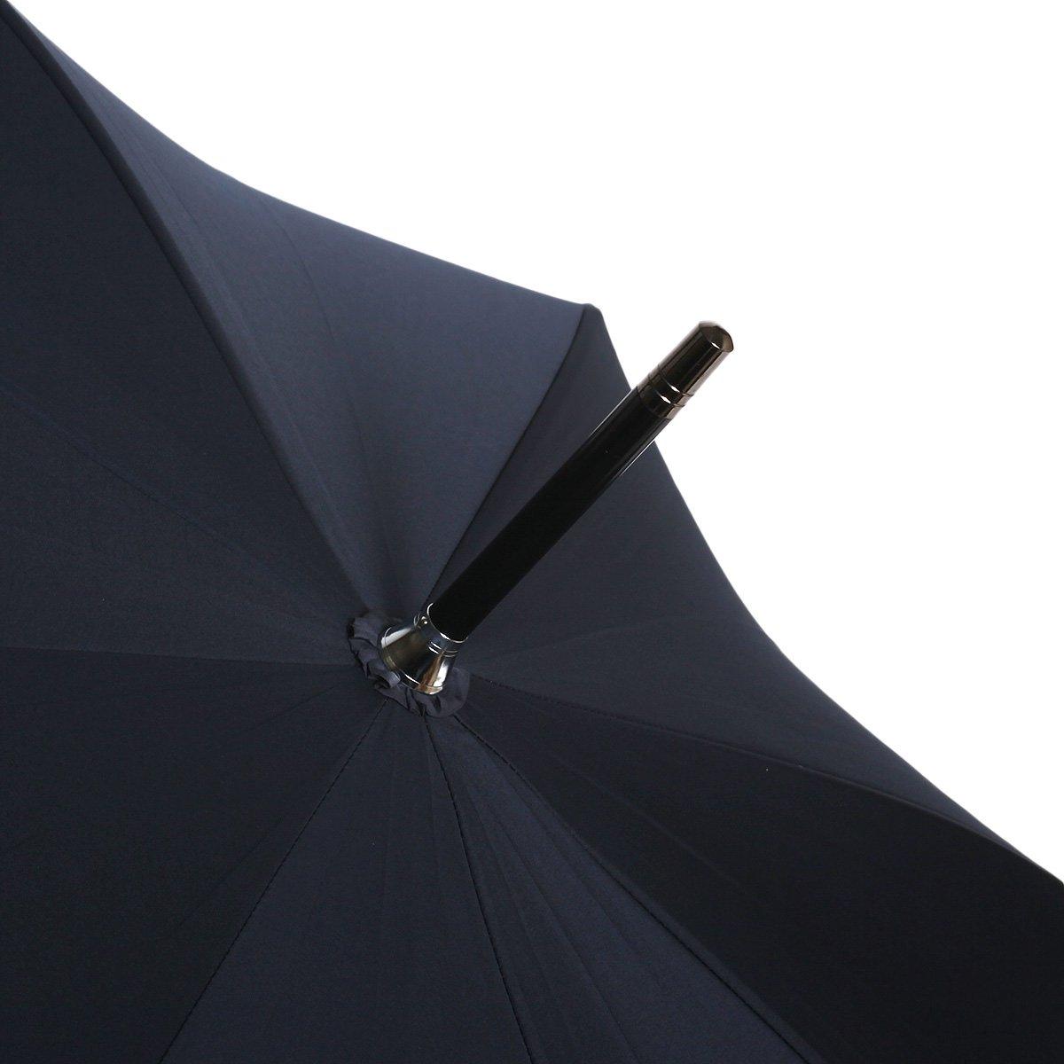 強力撥水 レインドロップ レクタス 大判 長傘 詳細画像12