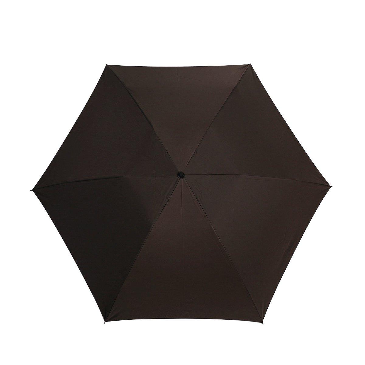 強力撥水 レインドロップ レクタス 折りたたみ傘 詳細画像10