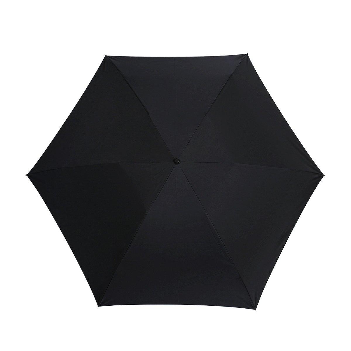 強力撥水 レインドロップ レクタス 折りたたみ傘 詳細画像6