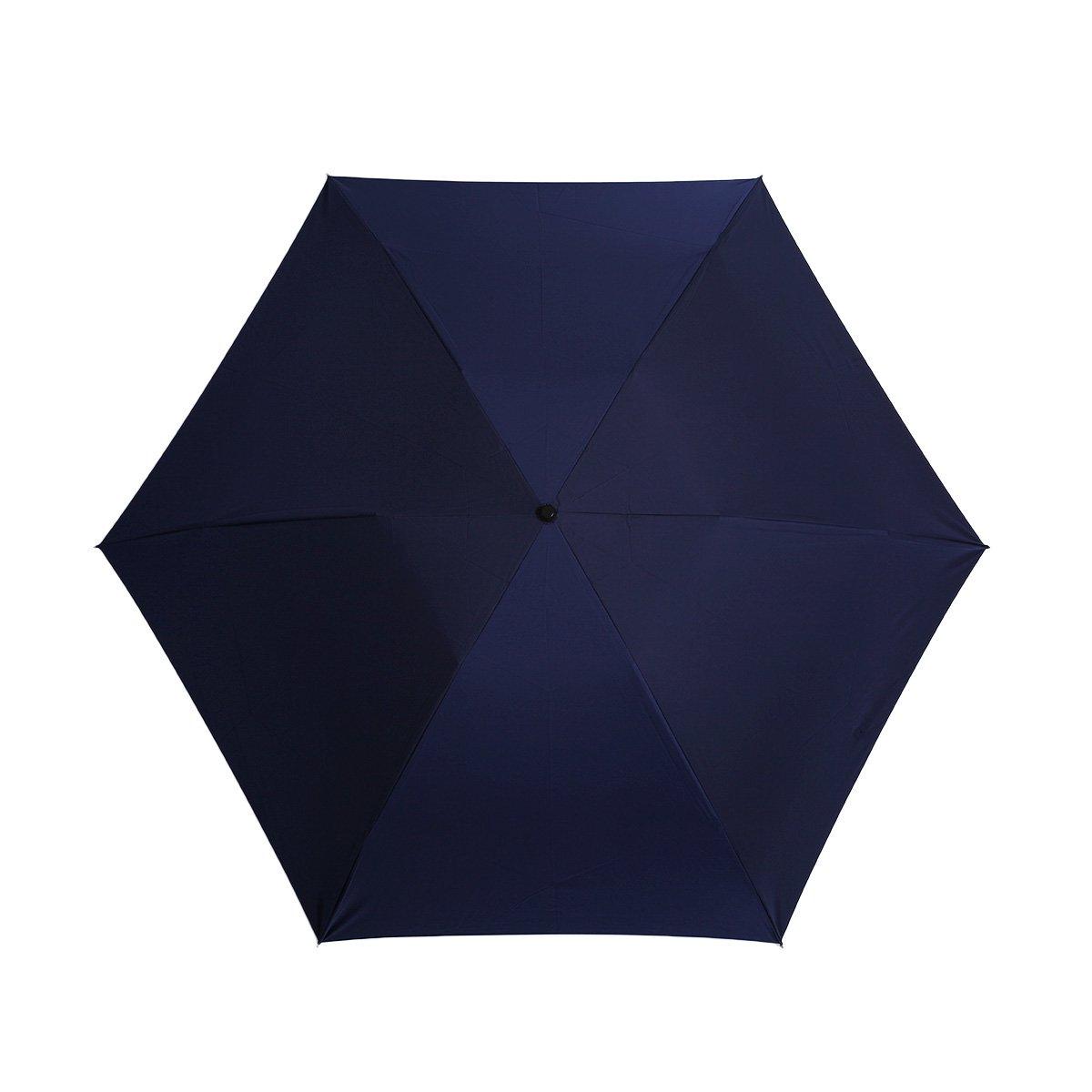 強力撥水 レインドロップ レクタス 折りたたみ傘 詳細画像8