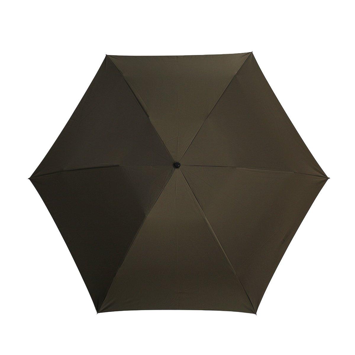 強力撥水 レインドロップ レクタス 折りたたみ傘 詳細画像9